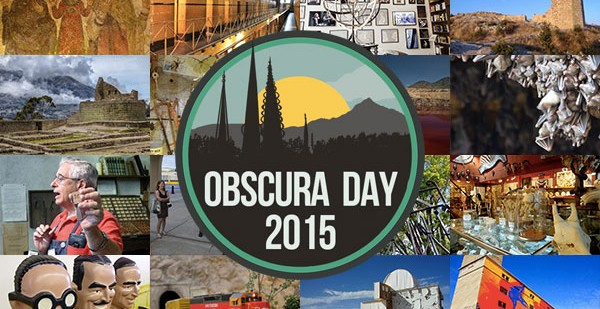 International Obscura Day