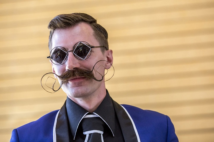 2 world beard moustache championship photography austria