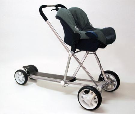 scooter & stroller 3