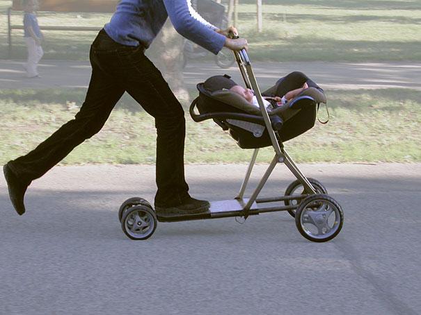 scooter & stroller