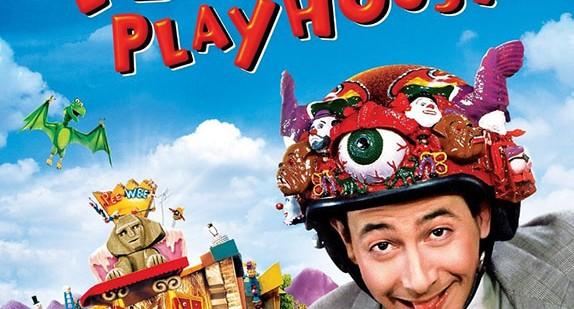 Pee-wee's Playhouse BluRay