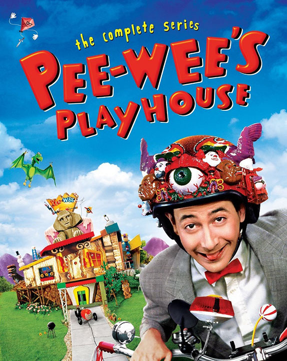 Pee-wee's Playhouse BluRay