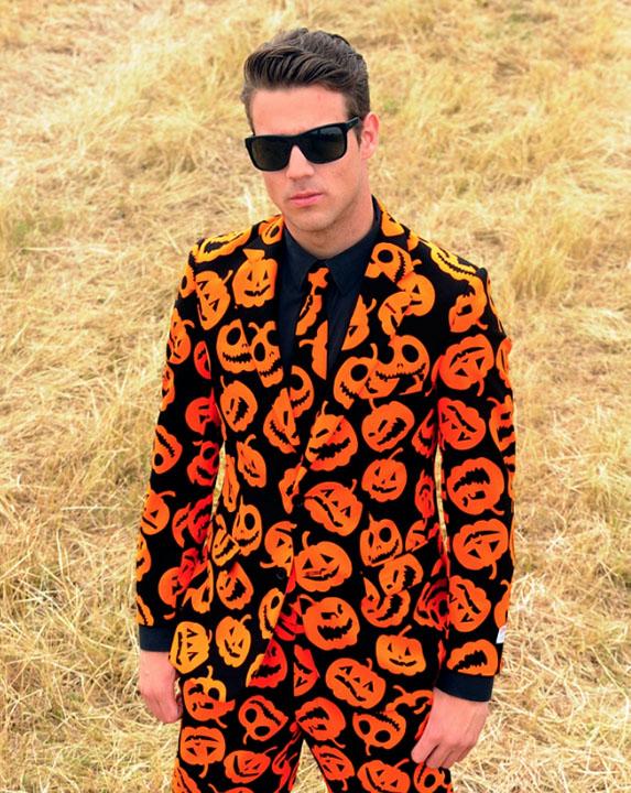 Pumkin suit #2