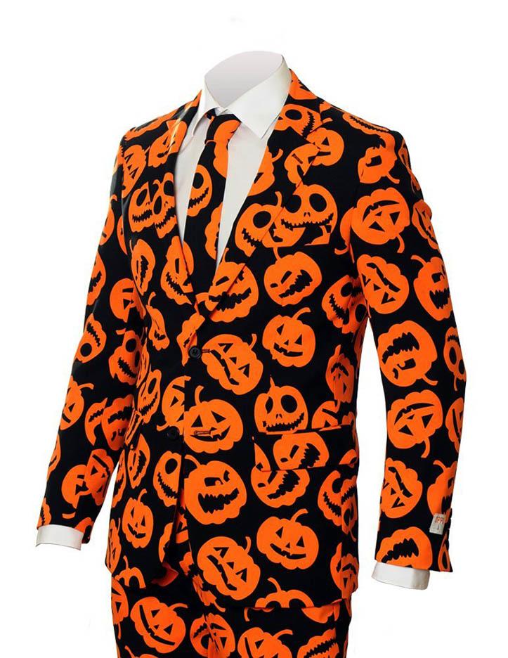 Pumpkin suit #1