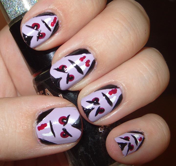 Vampire Nails Pee Wee S Blog