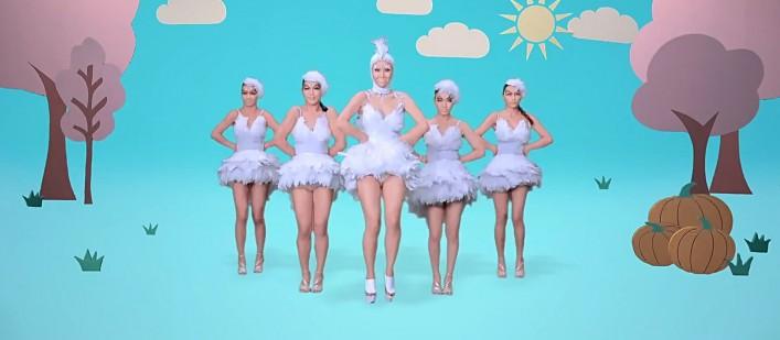Chick Chick Chinese music video 5