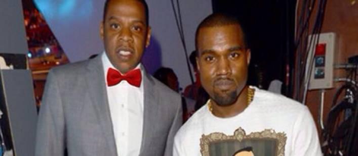 Kanye & Jay Z Halloween 2014