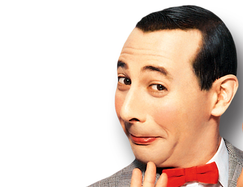 Pee-wee About