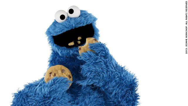 cookie monster birthday 4