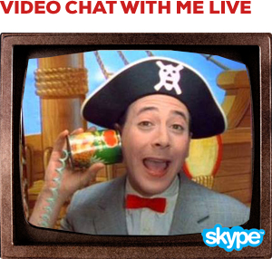 Video Chat With me live!