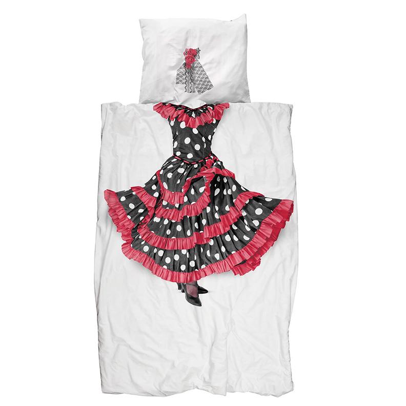 Flamenco duvet cover #1