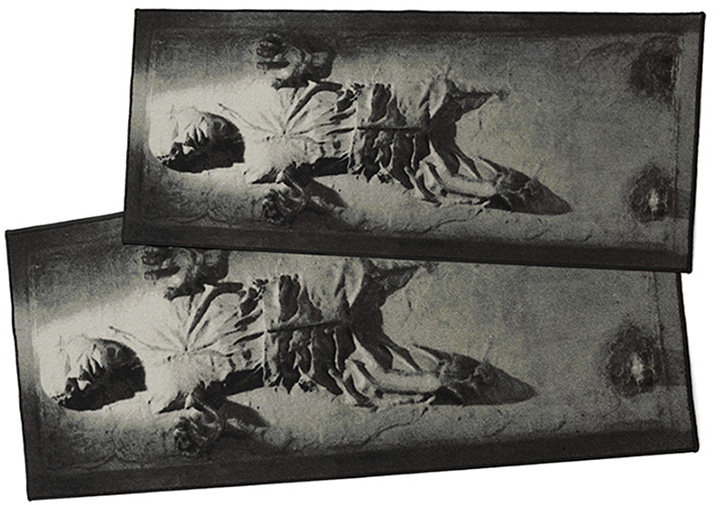 Han Solo In Carbonite Rug Wee S Blog