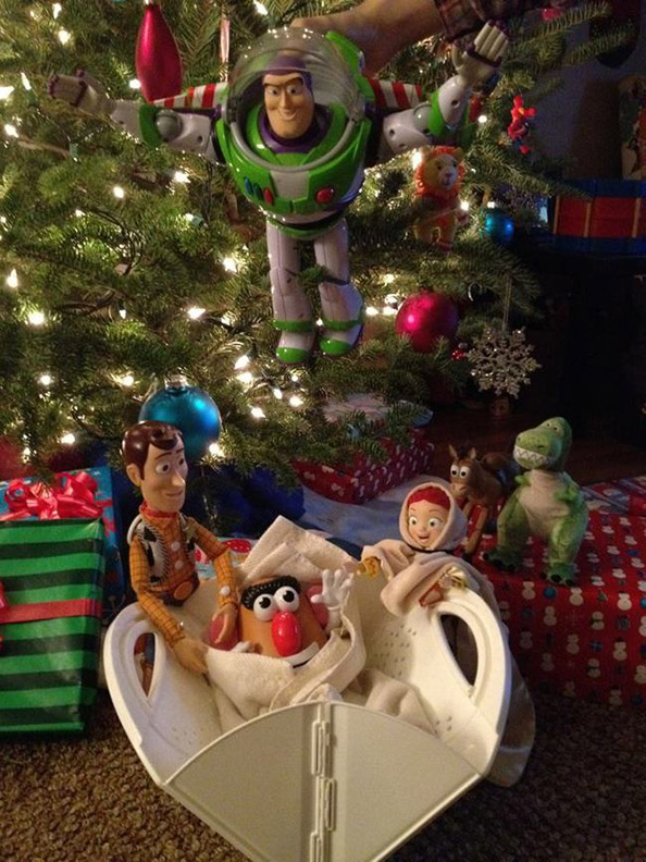 Inappropriate nativity scene #5