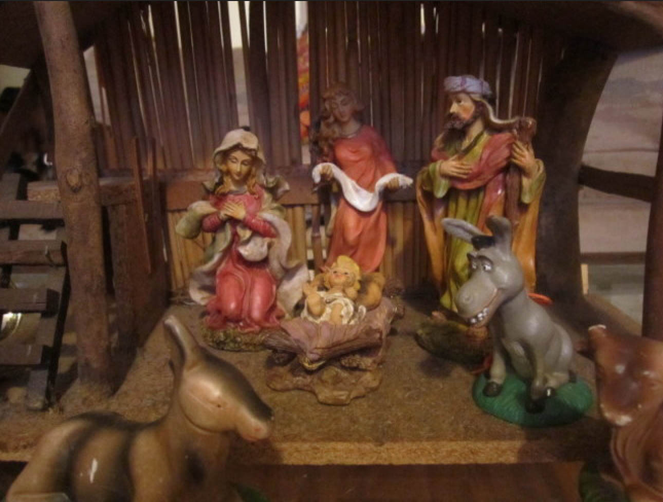 Inappropriate nativity scene #7