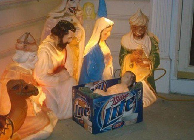 Inappropriate nativity scene #8