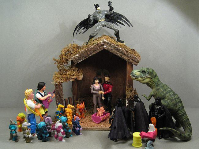 Inappropriate nativity scene #9