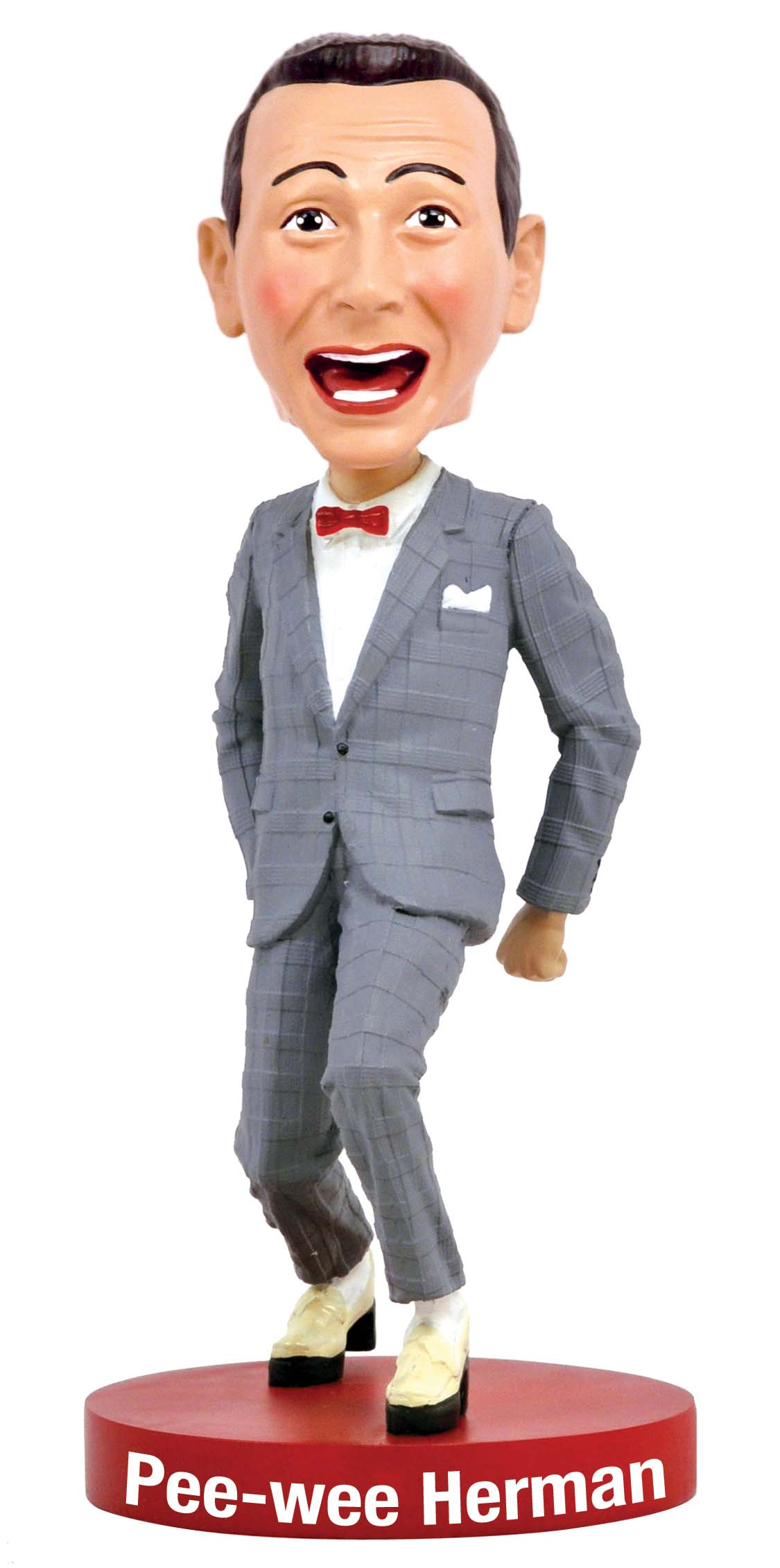 MY NEW BOBBLEHEAD!!! - Pee-wee's blog