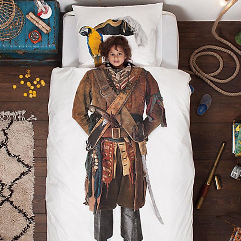 Pirate duvet cover #1
