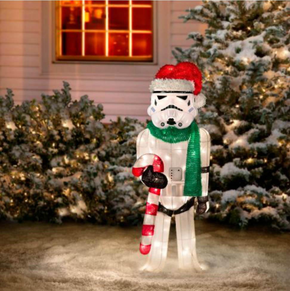Star Wars Lawn Ornaments #2