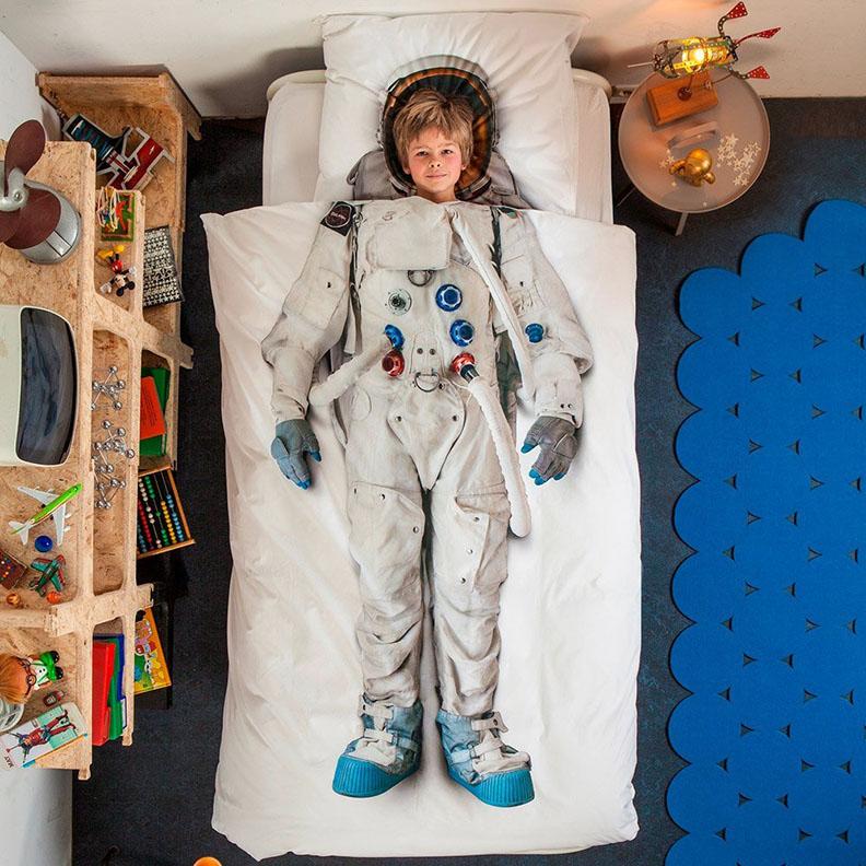 astronaut duvet cover #2