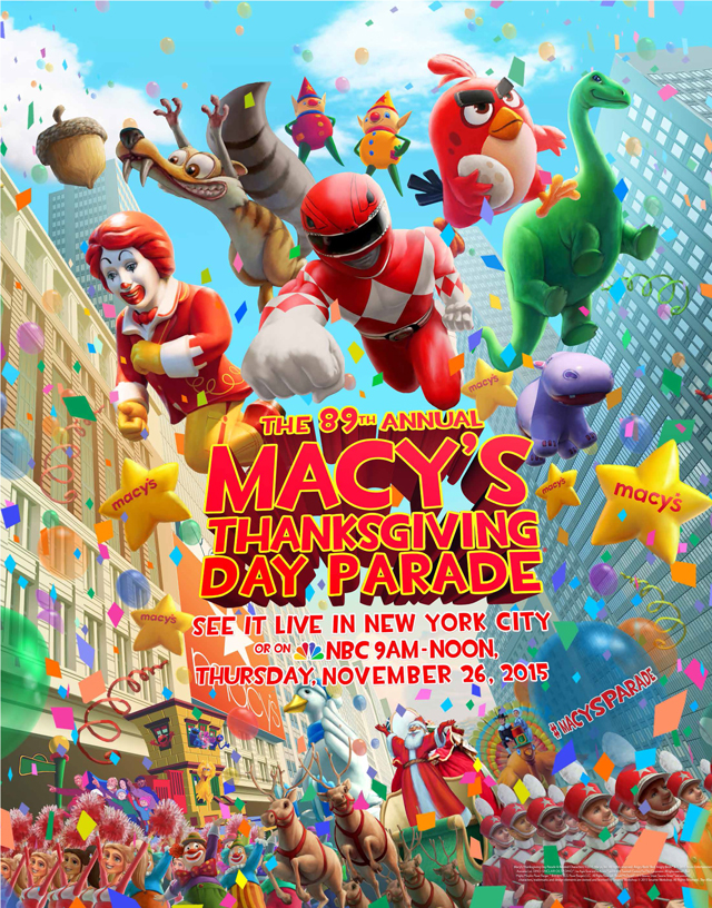 2018 macy's day parade tickets