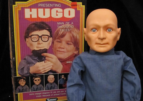 Hugo doll