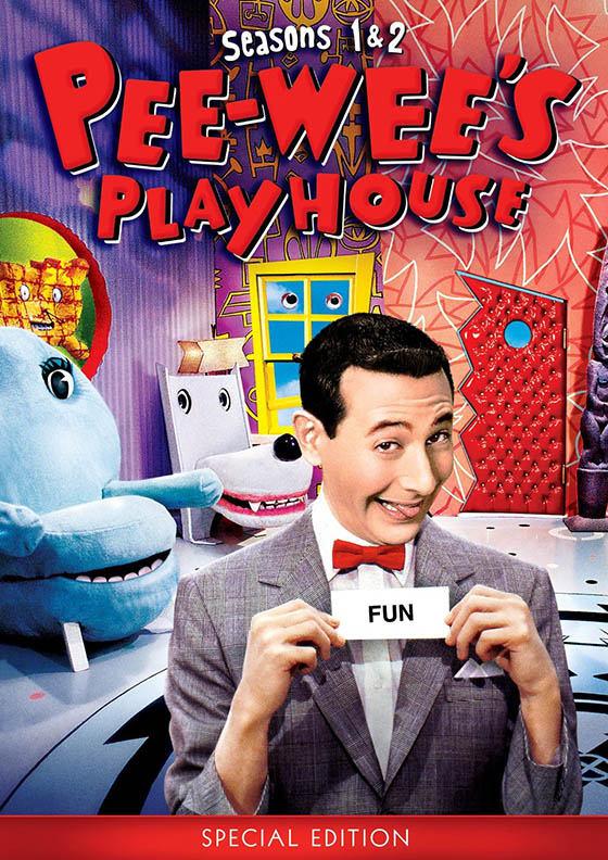 Pee Wees Playhouse Complete Series Blu Ray Is 50 Off NOW