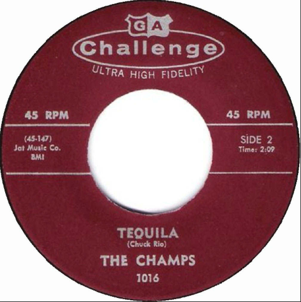 The Champs Tequila #2