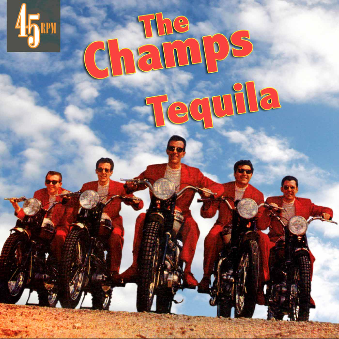 The Champs Tequila #4