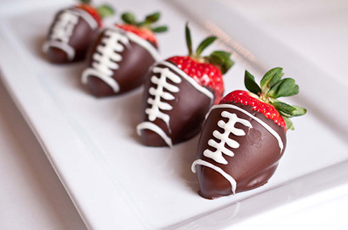 chocolate covered strawberry footballs copy