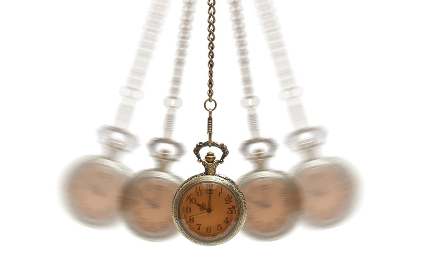 swinging watch hypnosis