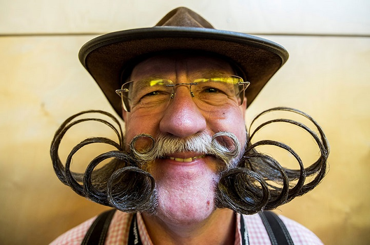 4 world beard moustache championship photography austria