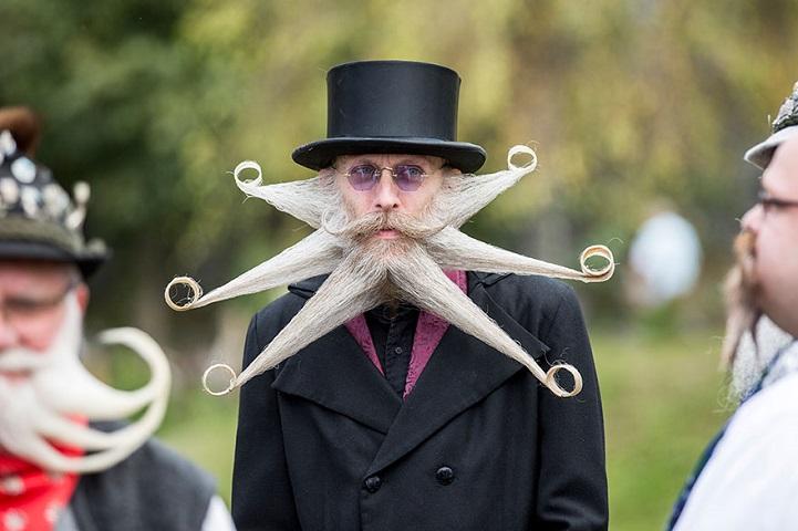 7 world beard moustache championship photography austria