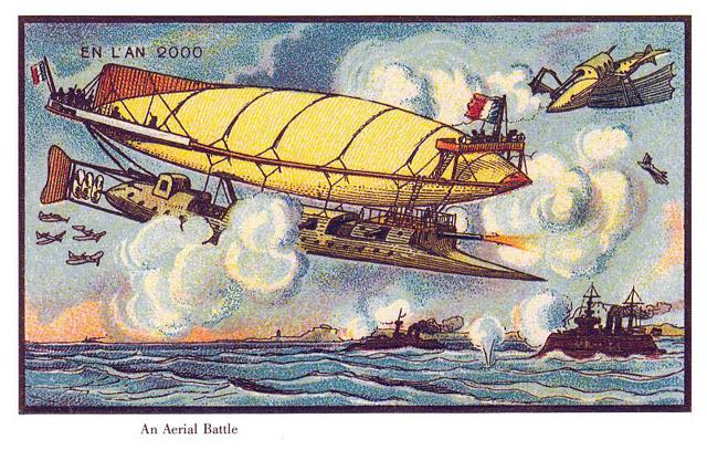 An-Aerial-Battle