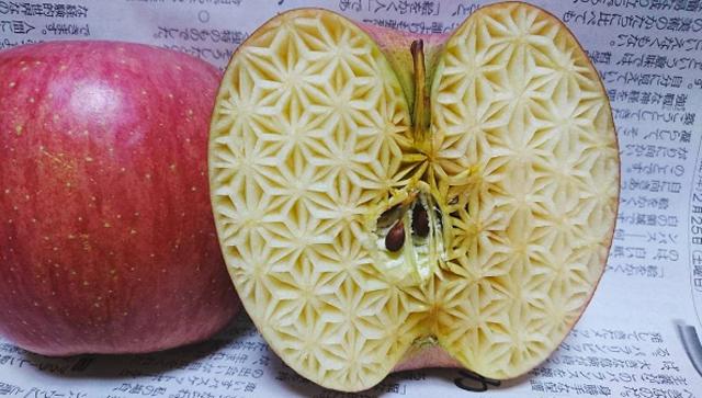 Look at these fancy japanese food carvings pee wee s