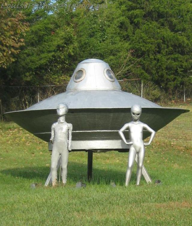 Blountville Kentucky UFO