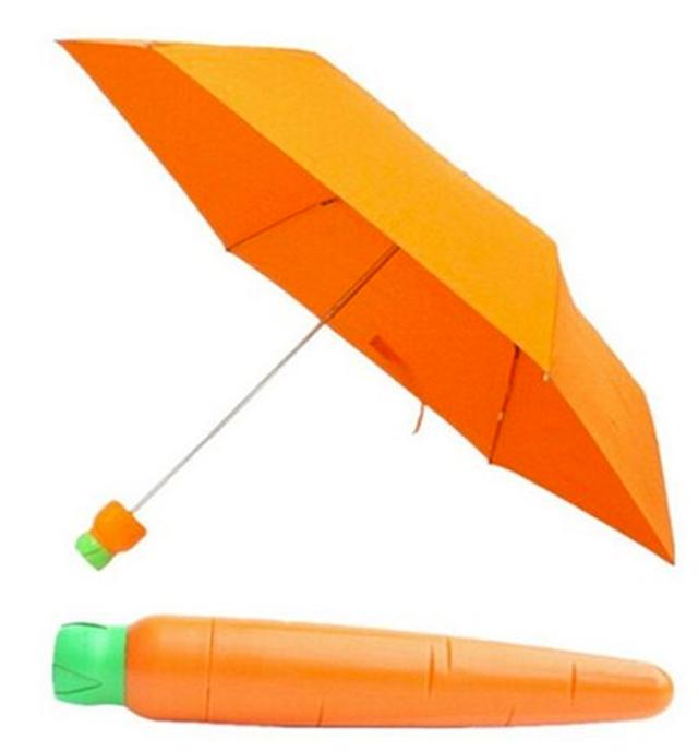 Carrot-umbrella