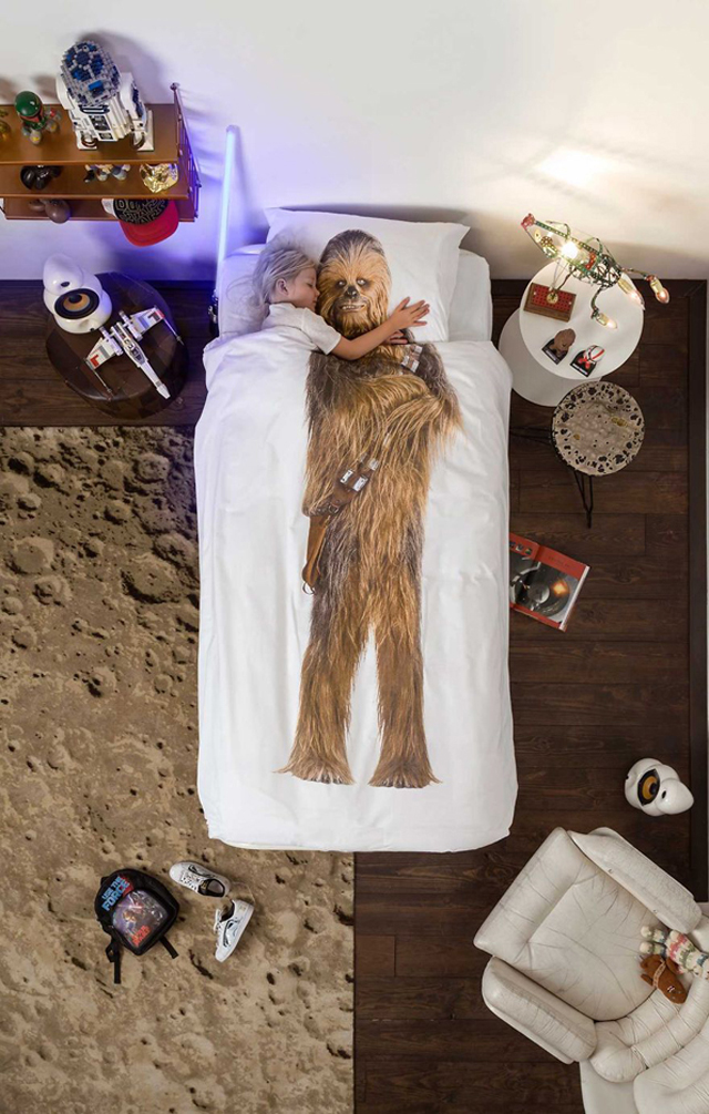 Chewbacca-Star-Wars-Bedding