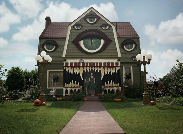 Christine-McConnell-haunted-house