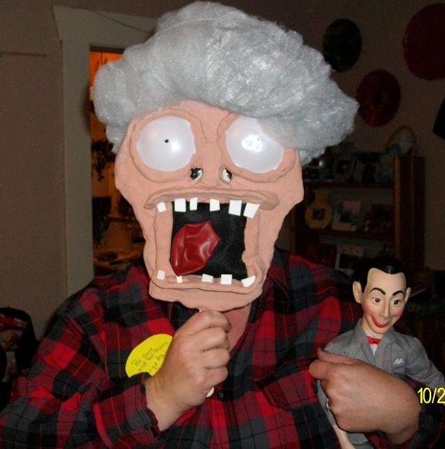 Large Marge costume