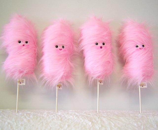 Cotton-candy-plush