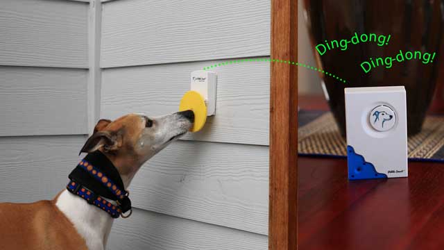 doggie-doorbell