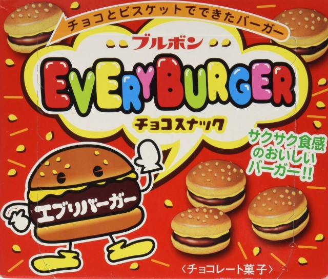 EveryBurger Candy