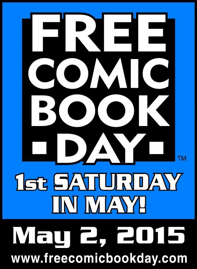 Free Comic Book Day 2