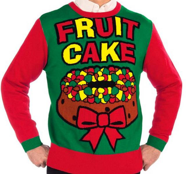 Fruitcake-sweater