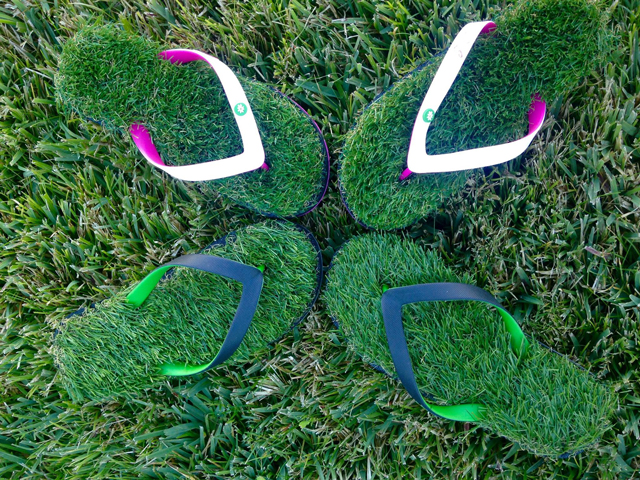 ce8fcb982eb Who doesn t like the feeling of soft (even if it s synthetic) grass between  their toes !