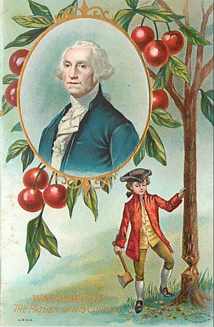 George Washington #3