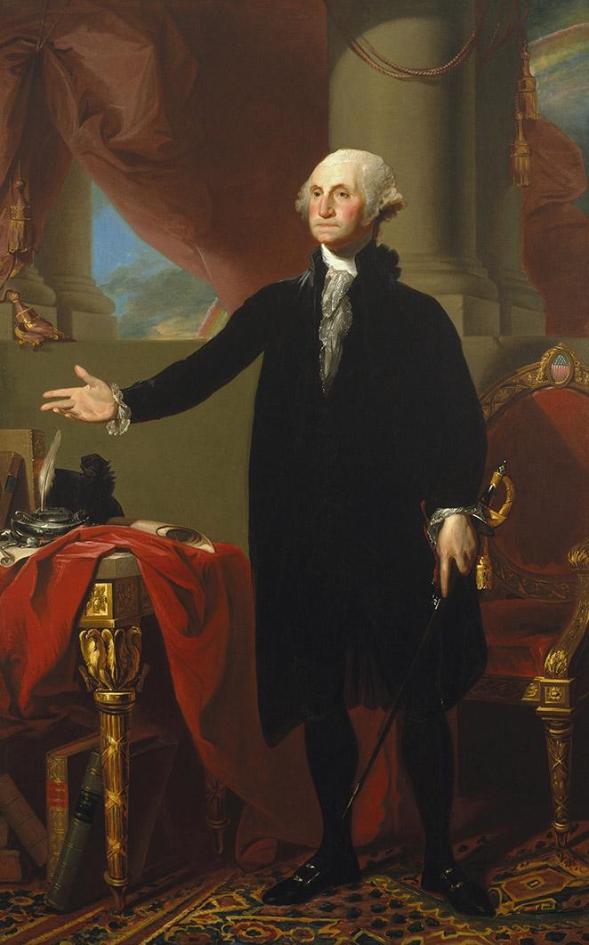 George Washington #6