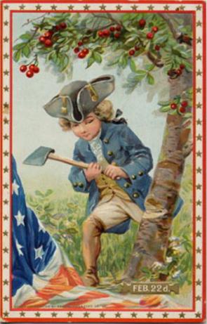 George Washington #9