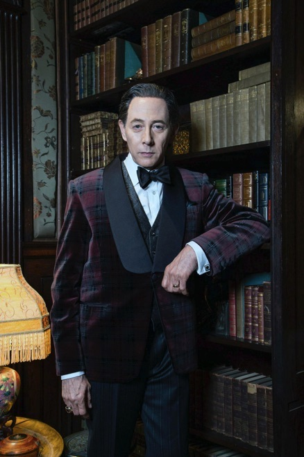 """GOTHAM: Guest star Paul Reubens in the """"Wrath of the Villains: Mad Grey Dawn"""" episode of GOTHAM airing Monday, March 21 (8:00-9:01 PM ET/PT) on FOX. ©2016 Fox Broadcasting Co. Cr: Cara Howe/FOX"""